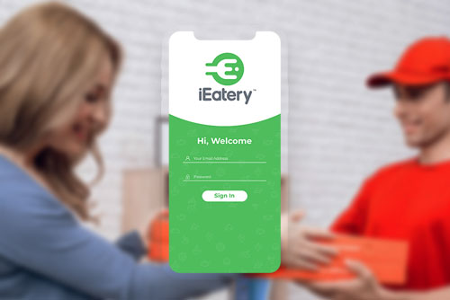 Build Your Restaurant Brand with iEatery